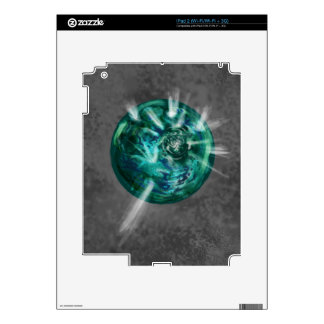 The Jewel of Aelihus Decal For iPad 2