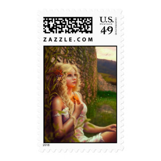 the jewel postage stamp