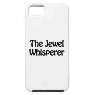 the jewel whisperer iPhone SE/5/5s case