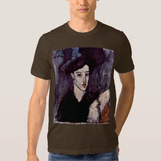 The Jewess By Modigliani Amedeo Tshirt