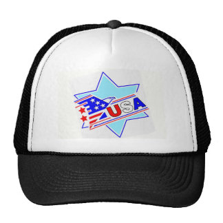 The Jewish American Trucker Hat