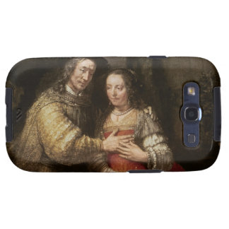 The Jewish Bride, c.1667 (oil on canvas) Samsung Galaxy SIII Covers