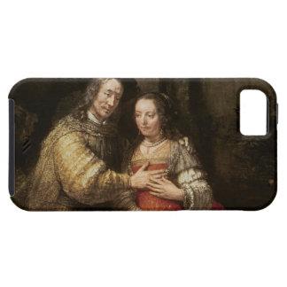 The Jewish Bride, c.1667 (oil on canvas) iPhone SE/5/5s Case