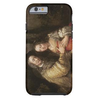 The Jewish Bride, c.1667 (oil on canvas) Tough iPhone 6 Case