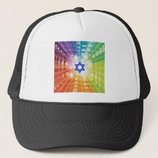The Jewish burst of lights. Trucker Hat