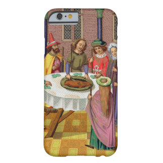 The Jews' Passover, facsimile of a 15th century mi Barely There iPhone 6 Case