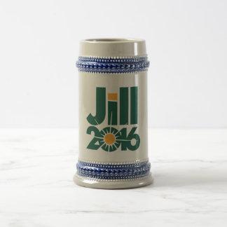 The Jill 2016 Beer Stein