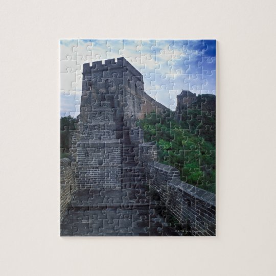 The Jinshanling section of the wall was built Jigsaw Puzzle