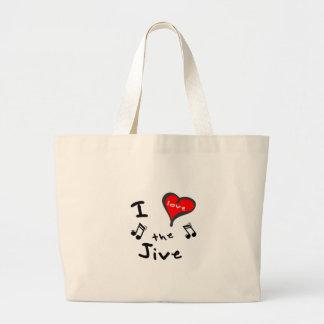 the Jive Gifts - I Heart the Jive Bags