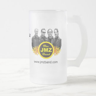 The JMZ Band Beer Mug