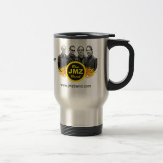 The JMZ Band Travel Mug