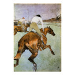 The Jockey 2 by Toulouse-Lautrec Posters