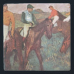 "The Jockeys Stone Coaster<br><div class=""desc"">The Jockeys Stone Coaster</div>"