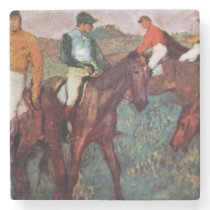 The Jockeys Stone Coaster