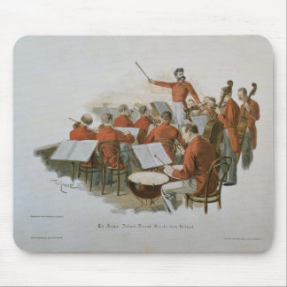 The Johann Strauss Orchestra at a Court Ball Mouse Pad