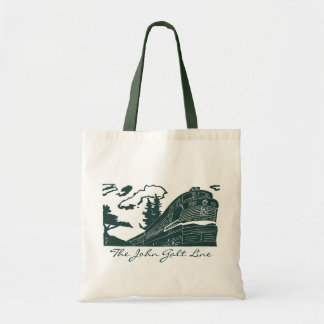 The John Galt Line Shopping Tote