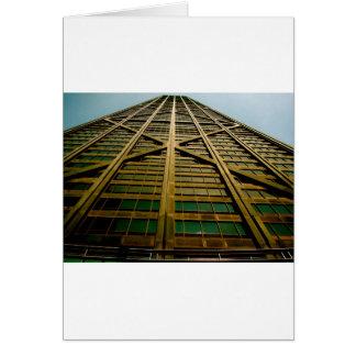 The John Hancock Building Cards
