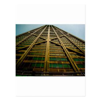 The John Hancock Building Postcards