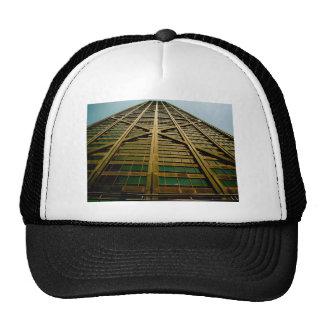 The John Hancock Building Trucker Hat