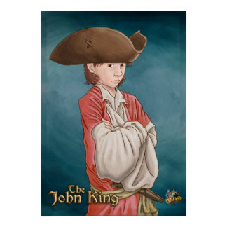 The John King Poster