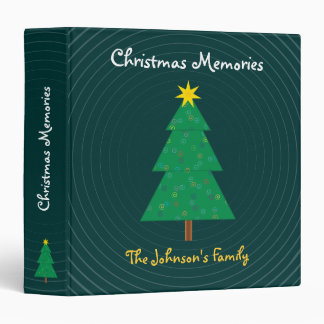 The Johnson s Family - Christmas Memories - Binder