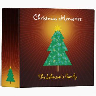 The Johnson's Family - Christmas Memories - Binder