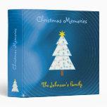 The Johnson's Family - Christmas Memories Vinyl Binders