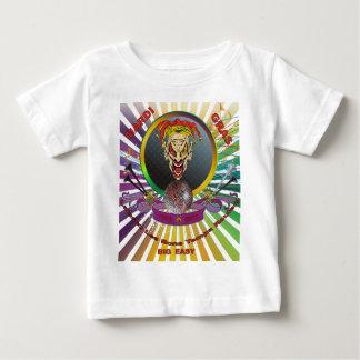 The-Joker-1-Mardi-Gras-Match-set-Trans Baby T-Shirt