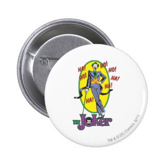 The Joker Cackles 2 Button