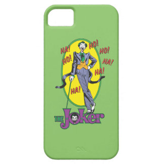 The Joker Cackles 2 iPhone 5 Covers