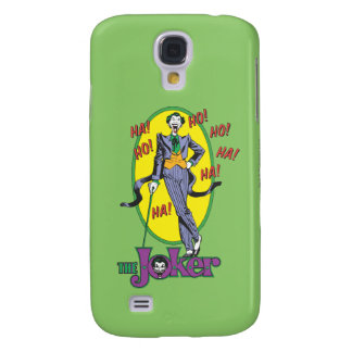The Joker Cackles 2 Galaxy S4 Cases