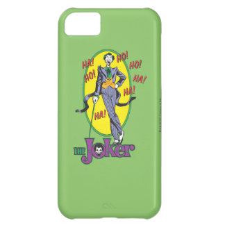 The Joker Cackles 2 iPhone 5C Covers