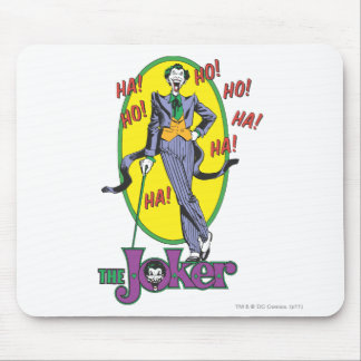 The Joker Cackles 2 Mouse Pad
