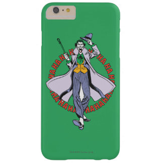 The Joker Cackles Barely There iPhone 6 Plus Case