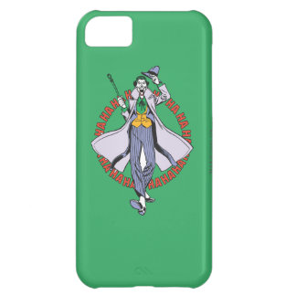 The Joker Cackles Cover For iPhone 5C