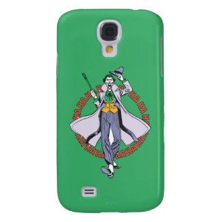The Joker Cackles Samsung Galaxy S4 Case