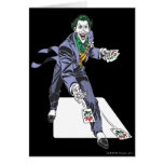 The Joker Casts Cards