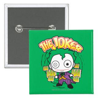 The Joker - Chibi Pins