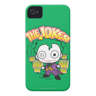 The Joker - Chibi iPhone 4 Case-Mate Cases