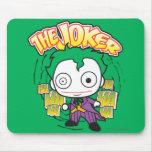 The Joker - Chibi Mouse Pad