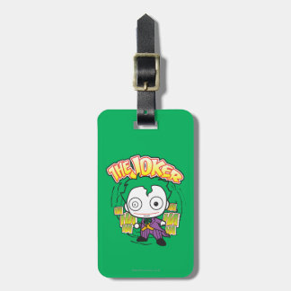 The Joker - Chibi Tag For Luggage