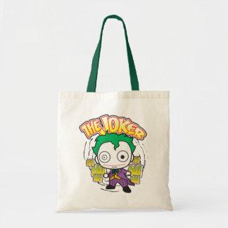 The Joker - Chibi Tote Bag