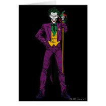 The Joker Classic Stance Card