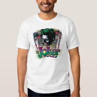 The Joker - Face and Logo Shirt