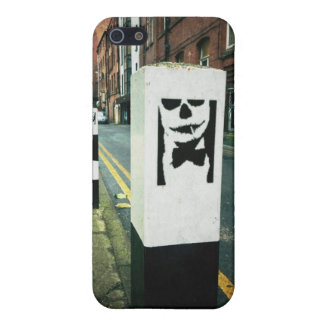 The Joker In Manchester iPhone SE/5/5s Case