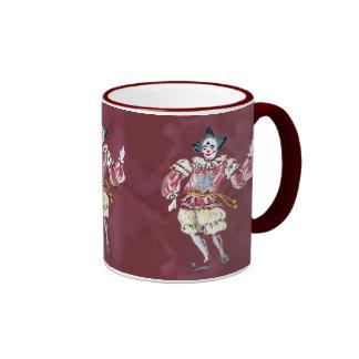 The Joker in the Pack  Good Luck Ringer Mug