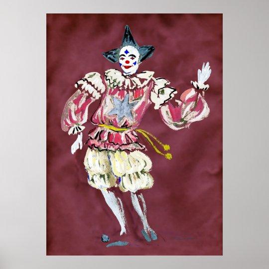 The Joker in the Pack Print