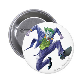 The Joker Jumps Button