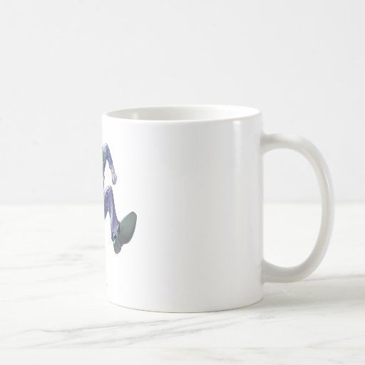 The Joker Jumps Coffee Mug