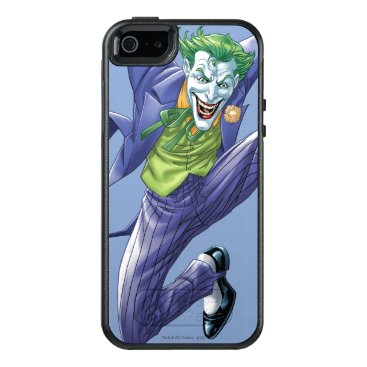 The Joker Jumps OtterBox iPhone 5/5s/SE Case